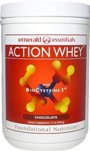 action whey chocolate