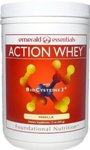 action whey vanilla