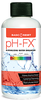 ph fx alkalizing water enhancer