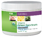purium organic green spectrum