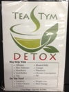 tea tyme detox tea