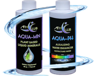 aqua ph and aqua min