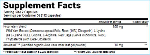 aloveia balance facts