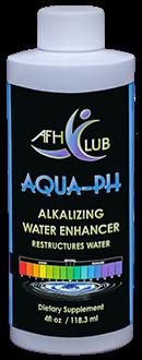 ph fx alkalizing water enhancer