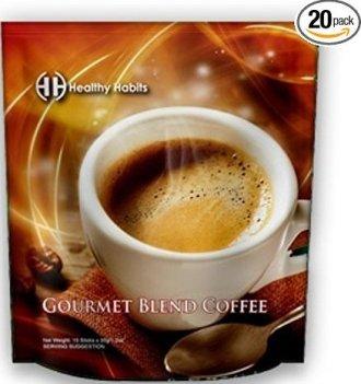 healthy habits gourmet blend coffee