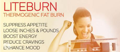liteburn appetite control supplement facts