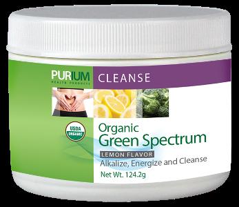 organic green spectrum