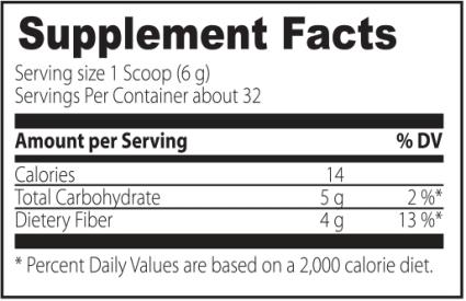 zinzino zinobiotic supplement facts